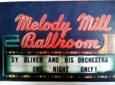 Melody Mill sign