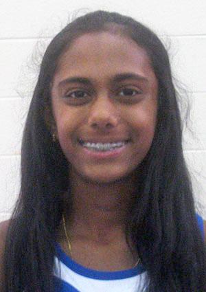 Lahari Yelamanchili, LTHS tennis