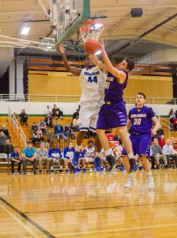 RBHS senior Calvell Randall will anchor the paint for the Bulldogs. As an excellent defender and rebounder who can score, Randall steps in for Mark Smith at the center position. (File photo)