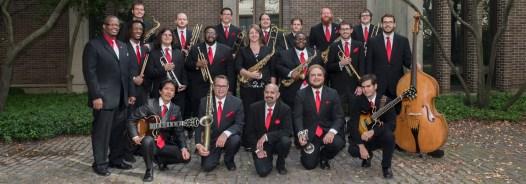 The Northern Illinois University Jazz Band