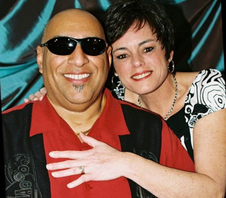 """Samuel Lozada - the Louis Armstrong of the Harmonica - and singer Janice Lozada bring their musical variety show """"Mo'Beat Blues"""" to the Great Room of the Riverside Public Library, 1 Burling Road, on Friday, Feb. 17 at 7 p.m."""