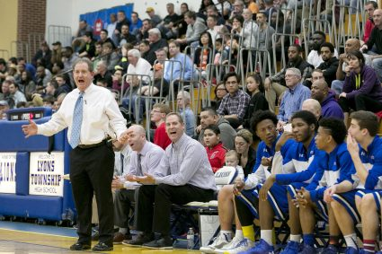 In 25 years as a basketball head coach, Tom McCloskey had a 437-236 record. He did his best work at RBHS, leading the Bulldogs to 15 straight conference championships, four regional titles and a sectional championship. | FILE