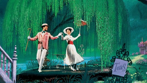 Riverside Township continues its Thursday Afternoon at the Movies series with the 1964 Disney classic Mary Poppins, starring Julie Andrews and Dick Van Dyke, on March 30 at 12:30 p.m. at the Riverside Town Hall, 27 Riverside Road in Riverside.