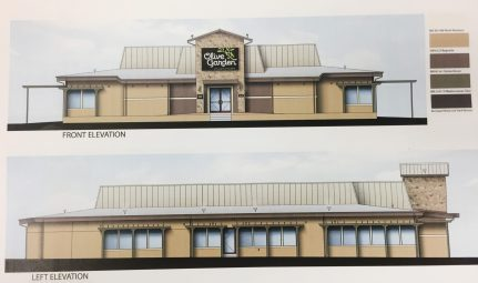 The Olive Garden restaurant in North Riverside is getting a major update and the first renovation of any kind since 1999. | PROVIDED