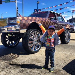 Enjoys hundreds of vintage and custom cars, trucks and motorcycles while strolling along historic Route 66 at the 27th Annual Berwyn Route 66 Car Show on Ogden Avenue between Oak Park and Ridgeland avenues on Saturday, Aug. 26 from 10 a.m. to 4 p.m.