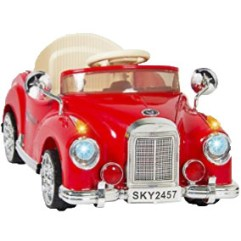 The Riverside Friends of the Library is selling raffle tickets to win a stylish, battery-operated, remote-control, ride-on car. Tickets are apiece, or 5 tickets for 0.