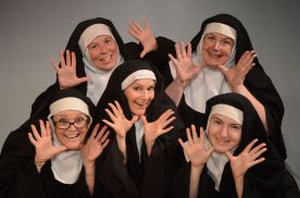 Theatre of Western Springs, 4384 Hampton Ave. in Western Springs, kicks off its 2017-18 season with the musical comedy Nunsense from Sept. 7-17.