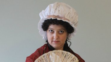 """Join historian Leslie Goddard as she introduces you to the women behind Alexander Hamilton in the living history presentation """"Hamilton's Women"""" on Wednesday, Sept. 13 at 7 p.m. at the Brookfield Public Library, 3609 Grand Blvd."""