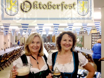 Ascension Lutheran Church, 400 Nuttall Road in Riverside has an entertaining weekend in store, starting on Saturday, Oct. 7 with its annual Oktoberfest at 5 p.m. Enjoy roast pork, roasted veggies and a brew in the outdoor beer garden. The kitchen closes at 8 p.m.