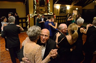 Membership in the club has rebounded in the past several years and now stands at 86 couples ranging in age from their 30s to their 70s. While some concessions have been made to accommodate younger members, the club is still pretty traditional. | Alexa Rogals/Staff Photographer
