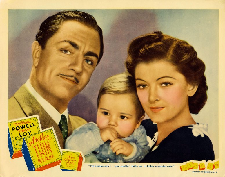 """Take the chill off your week in the company of husband-and-wife sleuths Nick and Nora Charles (William Powell and Myrna Loy) in the 1939 film """"Another Thin Man"""" during Riverside Township's Thursday Afternoon at the Movies matinee series on Thursday, Jan. 11 at 12:30 p.m."""