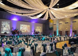 The Discovery Center at Brookfield Zoo is one of four venues the Chicago Zoological Society offers to host weddings. The village of Riverside is trying to see how it can leverage the zoo's popularity as a wedding destination. | Courtesy of Chicago Zoological Society