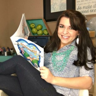Renee Galvin, an award-winning children's author, illustrator and artist will appear at an event at the Brookfield Public Library, 3609 Grand Blvd., on Saturday, Jan. 27 at 2 p.m.