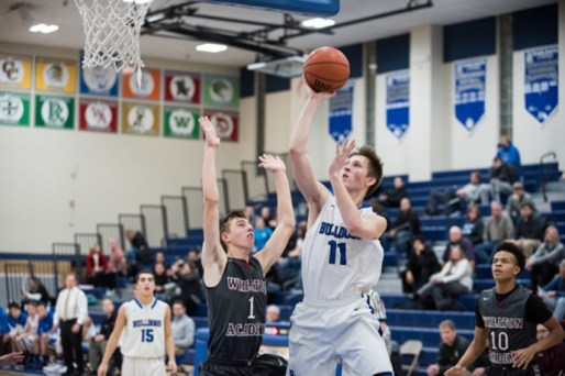RBHS senior guard Ryan Cicenas is one of the better two-way players on the Metro Suburban. He leads the Bulldogs in scoring (15 points per game) and an is a very good perimeter defender. (File photo)