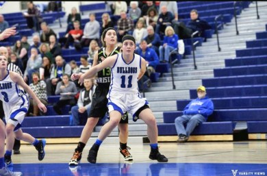 RBHS junior forward Maddie Meehan does a little bit of everything on the court. More importantly, she has become one of the Bulldogs' leaders. (File photo)