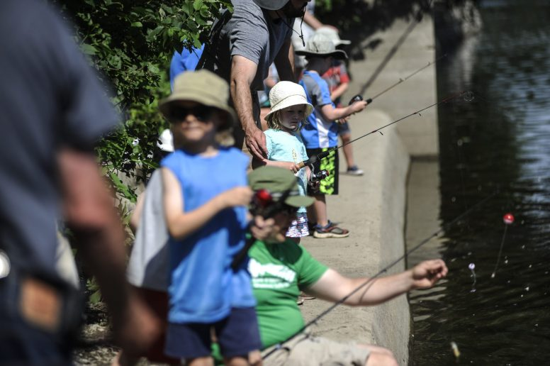 Riverside Parks and Recreation will hosts is 2nd Annual Fishing Derby on Sunday, June 3 from 3 to 6 p.m.