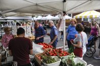 Looking for fresh, locally sourced fruits and vegetables, prepared foods, handcrafted items and more? Be sure to stop by either or both of the local farmers markets, held each week in Brookfield and Riverside.