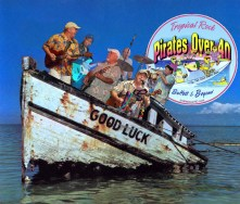 You may not be able to visit the Caribbean, but the Brookfield Recreation Department would like to let you pretend you've gotten away to the tropics on Friday, June 29 at 7 p.m. when they present their next outdoor concert featuring Pirates Over 40.