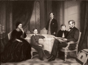 """Explore the Lincoln family legacy in Illinois, from Abe's arrival as a young man in 1830 to Robert Todd's departure for Vermont and Washington, D.C., in 1911 during """"Abe, Mary and Robert Todd"""" at the Brookfield Public Library, 3609 Grand Blvd., on Thursday, July 12 at 7 p.m."""