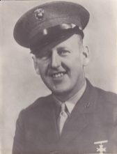 Bud Carlsen enlisted in the Marines at age 29 and was assigned to the 2nd Amphibious Tractor Battalion, 2nd Marine Division, which saw action at Guadalcanal before leading the assault at Tarawa.