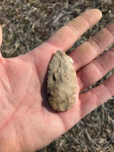 "Brookfield Public Library, 3609 Grand Blvd., invites you to learn how archaeology is conducted in northern Illinois and what we can discover from the historical material from the Illinois State Archaeological Survey during ""Introduction to Northern Illinois Archaeology"" on Thursday, Sept. 20 at 7 p.m."