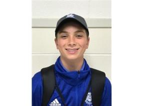 RBHS freshman golfer Jack Jones made a hole in one at the Cog Hill 3 course in Lemont. (Courtesy RBHS)