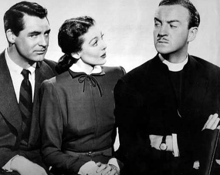 """North Riverside Public Library, 2400 Desplaines Ave., continues its Wednesday Movie Matinee series with the 1947 holiday favorite """"The Bishop's Wife,"""" starring Cary Grant, Loretta Young and David Niven, on Dec. 5 at 2 p.m."""