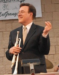 Trumpeter Steve Cooper and his trio will entertain with holiday songs and jazz standards at a special performance at the North Riverside Public Library, 2400 Desplaines Ave., on Wednesday, Dec. 12 at 2 p.m.