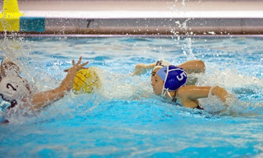 RBHS water polo player Tatum Bruno (#5) acored 89 goals to go with 60 assists and 152 steals as the Bulldogs (23-8) recorded their best season in program history. (File photo)