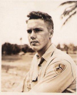 Don Farnham in 1945