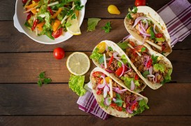 Enjoy some delicious tacos and support efforts to aid refugees at a Taco Dinner hosted jointly by Ascension Lutheran Church and Riverside Presbyterian Church on Sunday, Feb. 25 from 5 to 8 p.m. at Ascension Church, 400 Nuttall Road in Riverside.