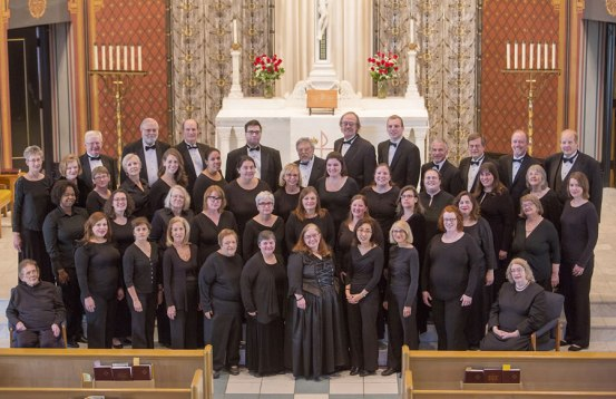 """The Oak Park Concert Chorale presents its spring concert, """"Jubilate,"""" exploring themes of peace, serenity and joy, with a performance at Riverside Presbyterian Church, 116 Barrypoint Road, on March 31 at 4 p.m."""