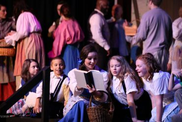 """North Riverside Players present their spring musical """"Beauty and the Beast"""" May 3-5 and May 9-11 in the gymnasium of the North Riverside Village Commons, 2401 Desplaines Ave."""