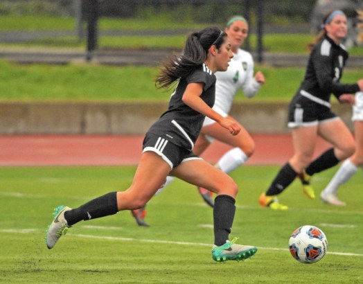 Fenwick senior midfielder Anissa Nourse led the Friars to a regional and sectional titles in the state playoffs. (Courtesy Fenwick High School)