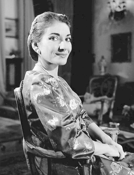 Riverside Chapter of the Lyric Opera screens a documentary on Maria Callas on Aug. 24 at the Riverside Public Library.