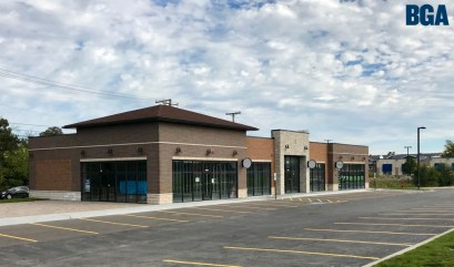 Embattled video gambling magnate Rick Heidner was promised 0,000 in taxpayer money, future property tax breaks and liquor licenses for tenants in exchange for taking over and developing this Ogden Avenue strip mall in Lyons. (John Chase/BGA)
