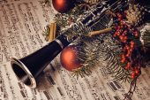 The Chicago Concert Winds play a selection of seasonal music at North Riverside Public Library on Dec. 12.