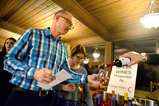 Riverside Public Library, in partnership with Riverside Foods, hosts the 3rd Annual Reading Between the Wines fundraiser on Feb. 1 at the library.