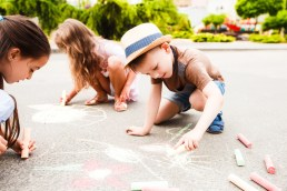 Brookfield Public Library is offering virtual classes and events. Youth Services will host a weekly sidewalk art challenge on Sundays. Each week's winner will receive a gift card to a local business.