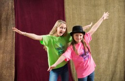 16th Street Theater in Berwyn is offering free online classes for kids and teens taught by Michele DiMaso, where kids will rehearse and perform an original play.