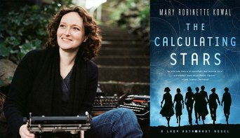 """Brookfield Reads returns with the award-winning science fiction book """"The Calculating Stars"""" by Mary Robinette Kowal."""