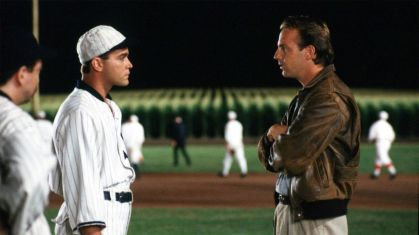 """Riverside Parks and Recreation hosts a Drive-In Movie Night featuring """"Field of Dreams"""" on Aug. 21 in the parking lot of St. Mary Parish."""