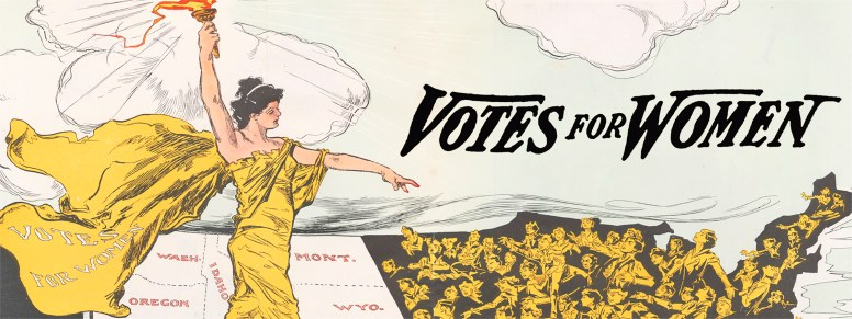 The League of Women Voters of the LaGrange Area kick off a series of events celebrating the 100th anniversary of the passage of the 19th Amendment on Aug. 22 at the LaGrange Area Historical Society..