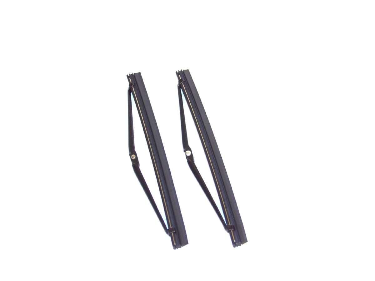 Wiperblades PAIR for headlamps saab 900 1979-1993 & 9000