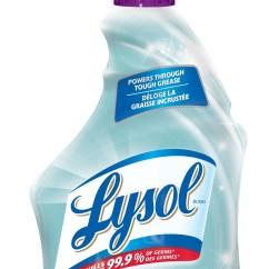 Lysol Antibacterial Kitchen Cleaner Pink Wooden Citrus Canada