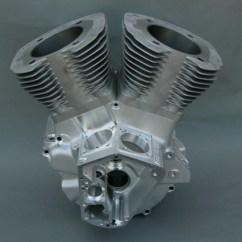 Shovelhead Engine Diagram Siemens G120 Wiring 113/126/132 And 139 Cubic Inch Orca Motors