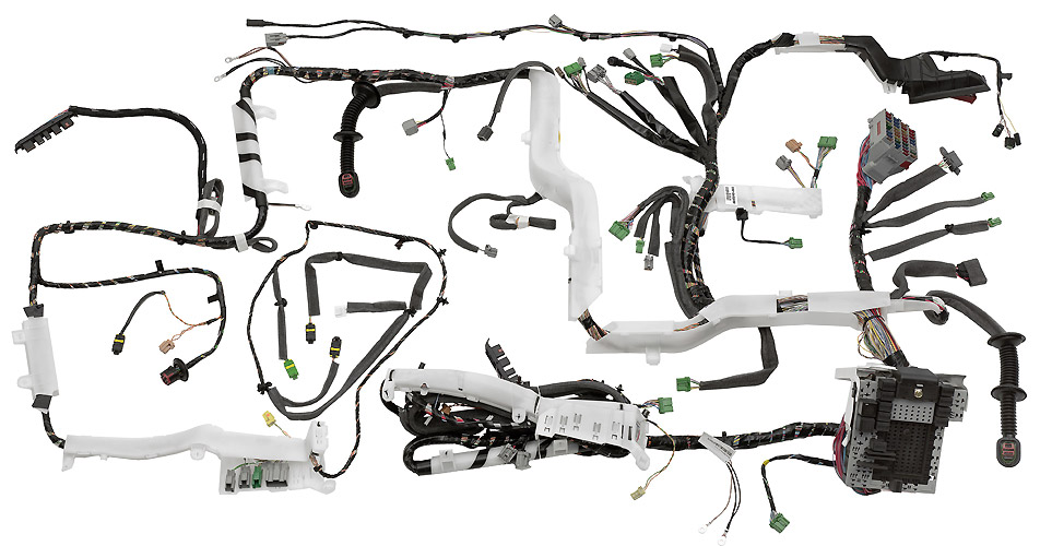 Wiring Harness Car Motorsports Ecu Wiring Harness Construction