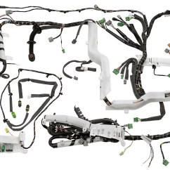 Car Wiring Diagrams Explained Lincoln Sa 200 F163 Diagram Motorsports Ecu Harness Construction