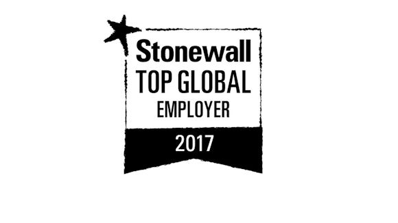 RBS named as one of Stonewall's Top 12 Global Employers