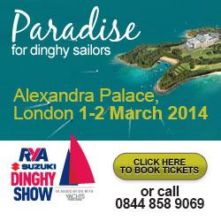 2014 Dinghy Show